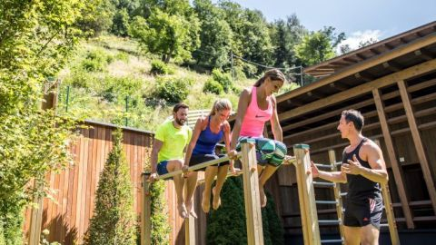 Activ Boot Camp Woche