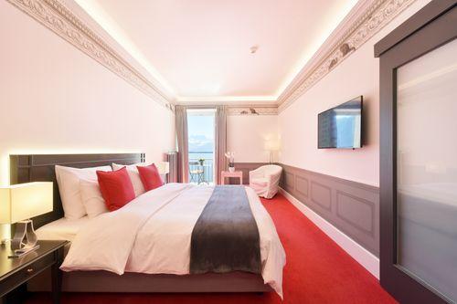 Superior Doppelzimmer mit Seeblick