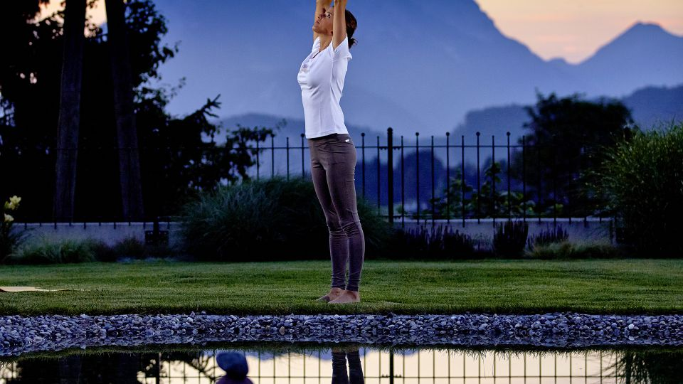 Klang-Yoga-Praxis mit Yaira Yonne