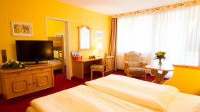 "Family Double Room ""Hochstein"" 2/2 - PFALZBLICK WALD SPA RESORT"
