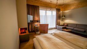 Penthouse-Suite Traubennestl 5/5 - PFALZBLICK WALD SPA RESORT