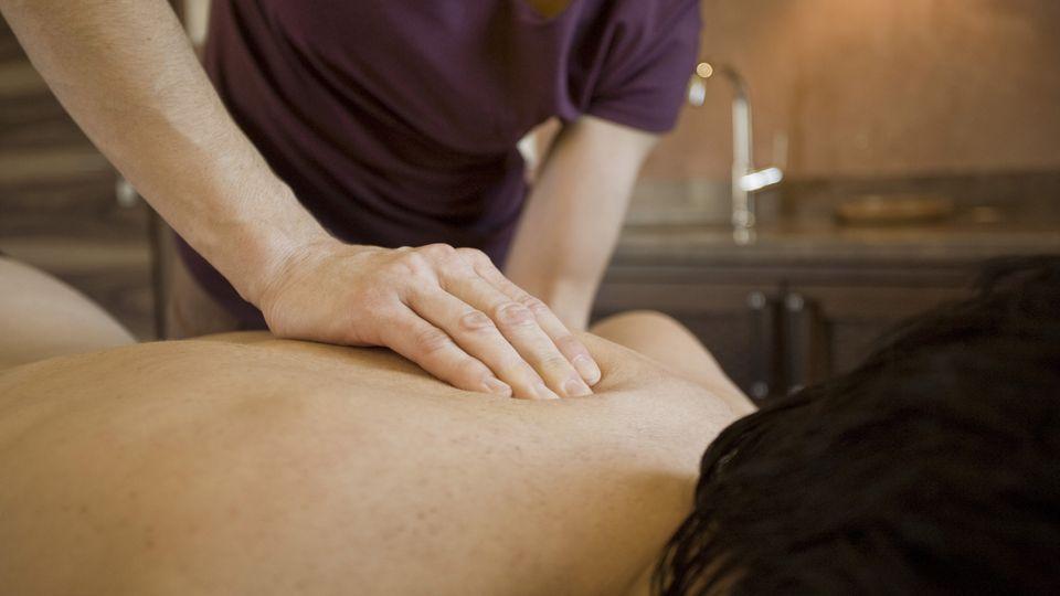 """""""Zen - Massage anti-stress"""" – Massage de la tête, des épaules et de la nuque"""