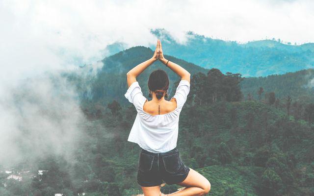 """LEBE DEINE LEICHTIGKEIT"" Yoga & Ayurveda Retreat im Donau Bergland"