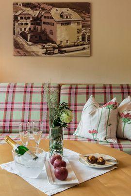 Suite im Hotel Post in Lermoos