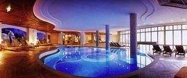 Panoramapool - Hotel Post****superior Lermoos