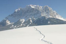 Hotel Post****superior Lermoos Winter Zugspitze