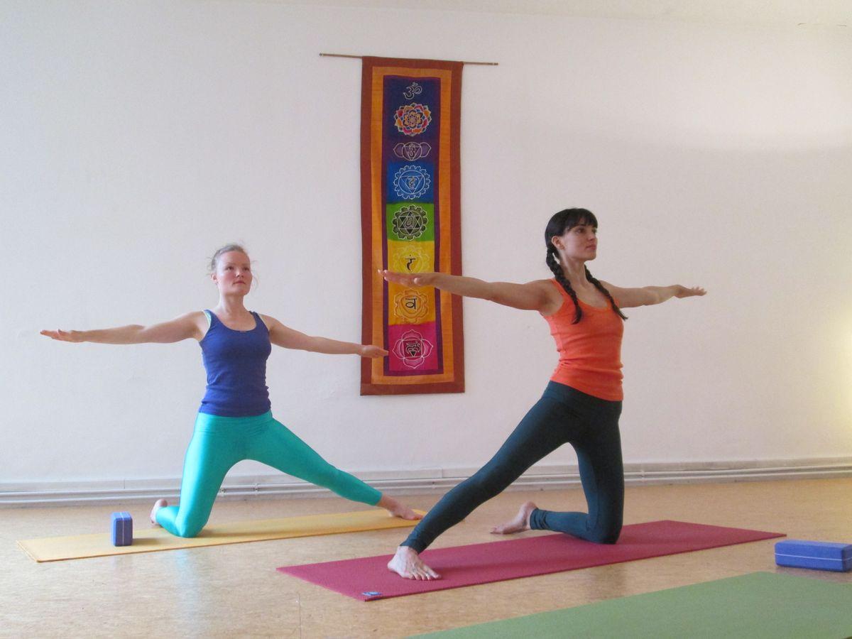 Yoga & Qi-Balance