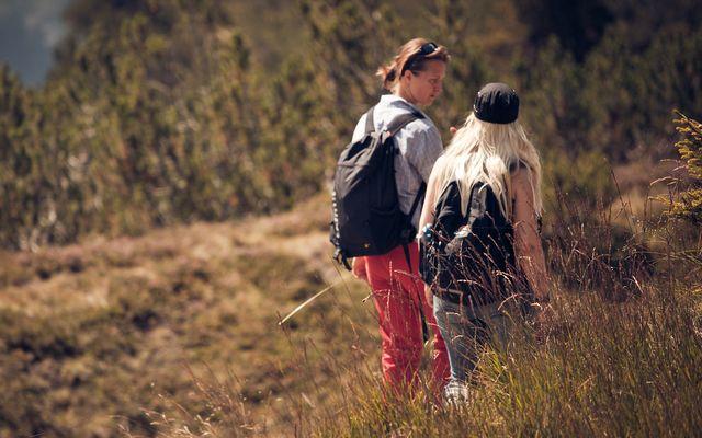 Biohotel Saladina: Wandern in Montafon