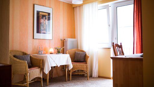 Biohotel Alpenrose Zimmer Urlaub Auszeit Bad Wörishofen