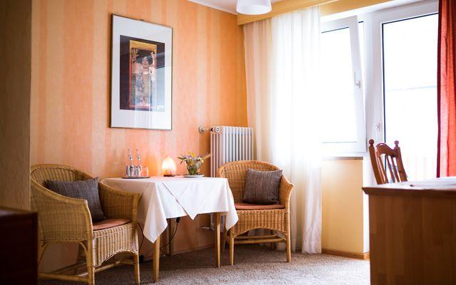BIO HOTEL Alpenrose: Zimmer