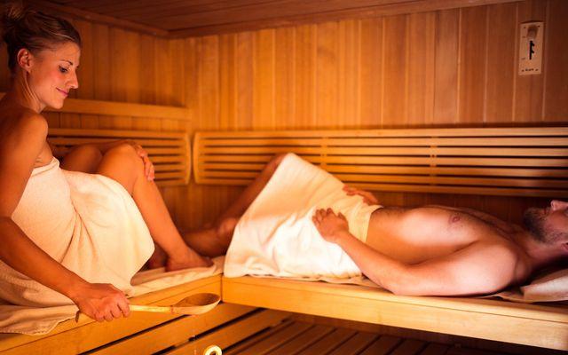 BIO HOTEL Alpenrose: Sauna