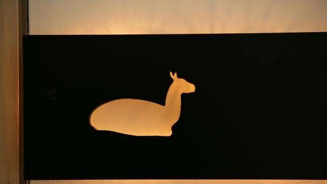 Doppelzimmer Lama