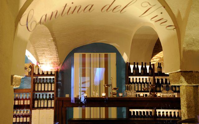 Cantina del Vino - Weinverkostung in bio-Qualität