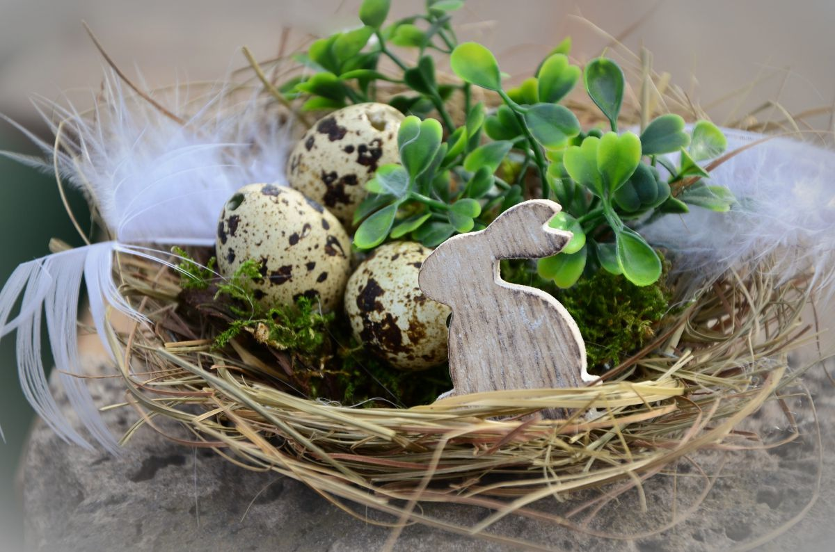 Ostern im Biohotel Flux