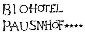 Biohotel Pausnhof - Logo