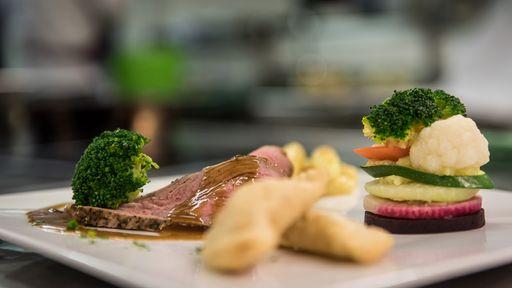 Biohotel Chesa Valisa Bio-Essen Genussmomente Biorestaurant