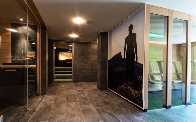 Biohotel Chesa Valisa: Sauna