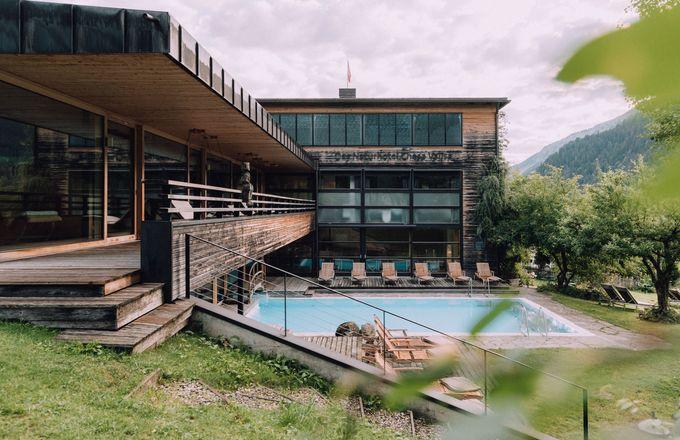 4 stars Das Naturhotel Chesa Valisa - Hirschegg/Kleinwalsertal, Vorarlberg, Austria
