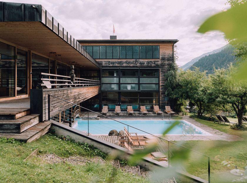Biohotel Chesa Valisa: Wellnesshotel im Kleinwalsertal - Das Naturhotel Chesa Valisa, Hirschegg/Kleinwalsertal, Vorarlberg, Österreich
