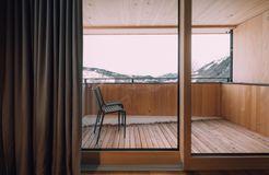 Biohotel Chesa Valisa Hirschegg Zimmer Ringelblume Komfort (5/6) - Das Naturhotel Chesa Valisa