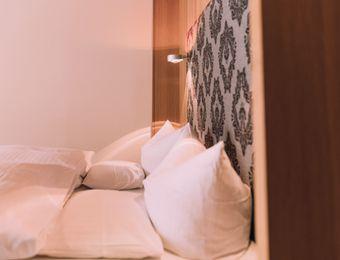 """Doppelzimmer """"Königskerze Komfort"""" - Das Naturhotel Chesa Valisa"""