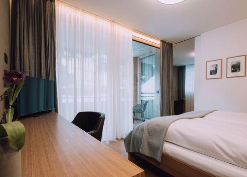 Biohotel Chesa Valisa Hirschegg Appartement Heuberg (4/4) - Das Naturhotel Chesa Valisa