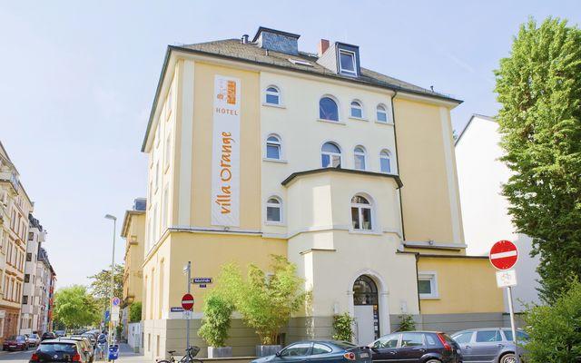 Biohotel Villa Orange: Außenansicht