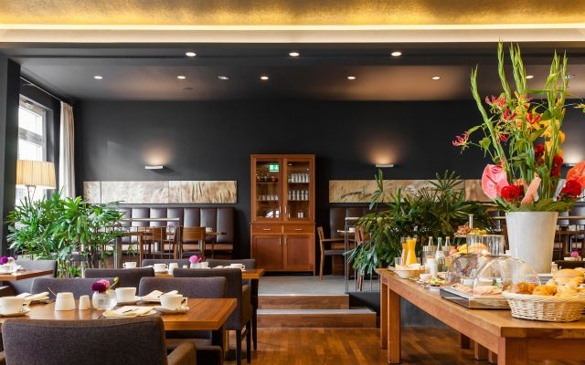 Biohotel Villa Orange: Frühstücksraum