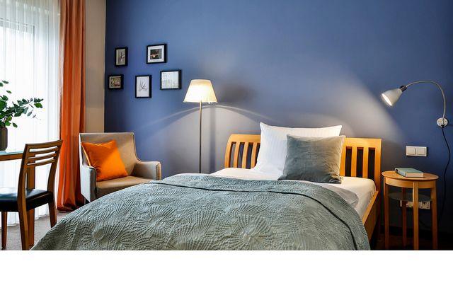Biohotel Villa Orange: Comfortzimmer