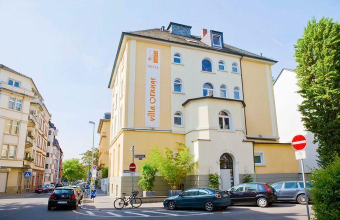 3 Sterne Hotel Villa Orange - Frankfurt, Hessen, Deutschland