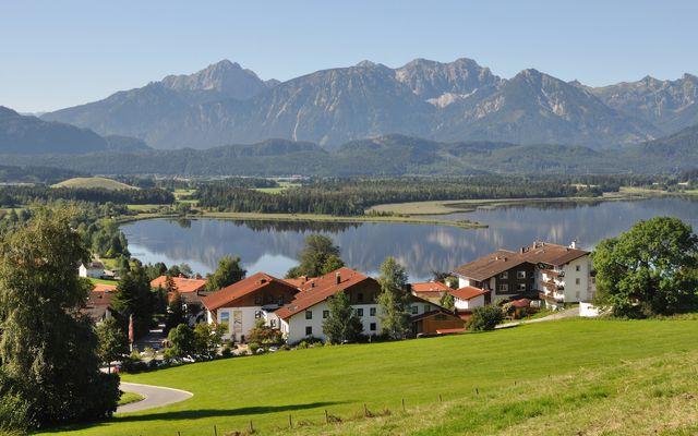 Biohotel Eggensberger: Urlaub am Hopfensee
