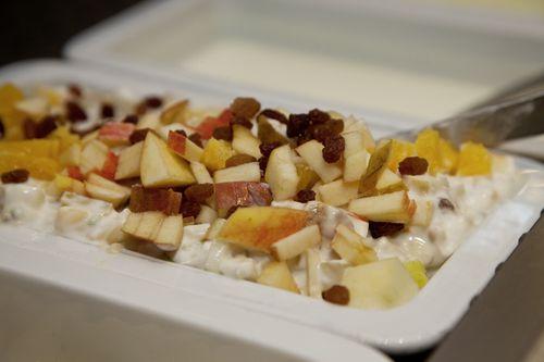 Frühstücks-Küche