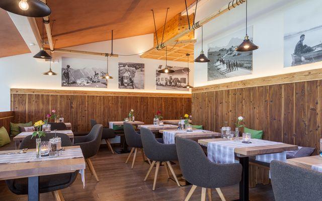 """Biohotel Eggensberger: Restaurant """"Seinerzeit"""""""