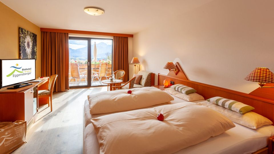 """Double Room """"South Panorama""""  COMFORT"""