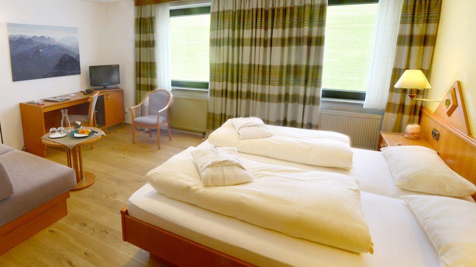 biohotels eggensberger doppelzimmer basis almwiese