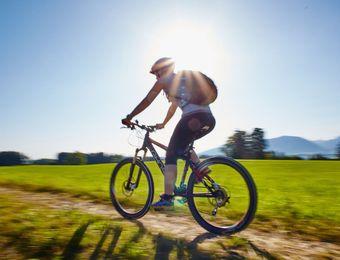 Top Deals: Biking in Hopfen - Biohotel Eggensberger