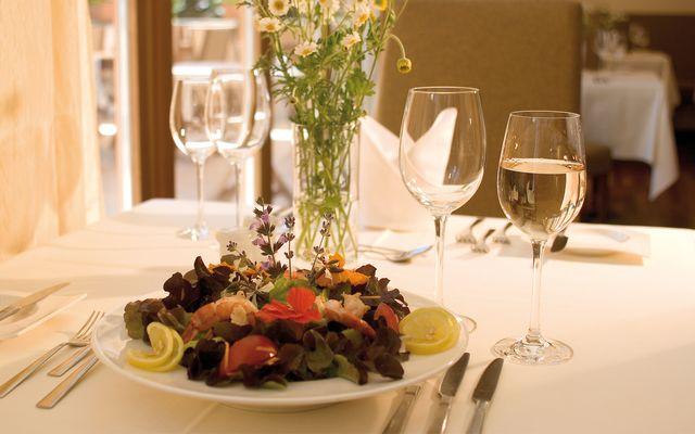 Bio-Vitalhotel Falkenhof: Salat
