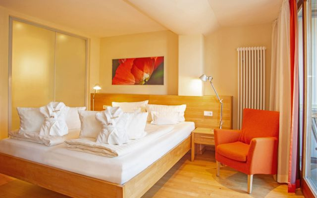 Bio-Thermalhotel Falkenhof: Juniorsuite Vital