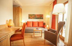 Juniorsuite relax (3/4) - Bio-Thermalhotel Falkenhof