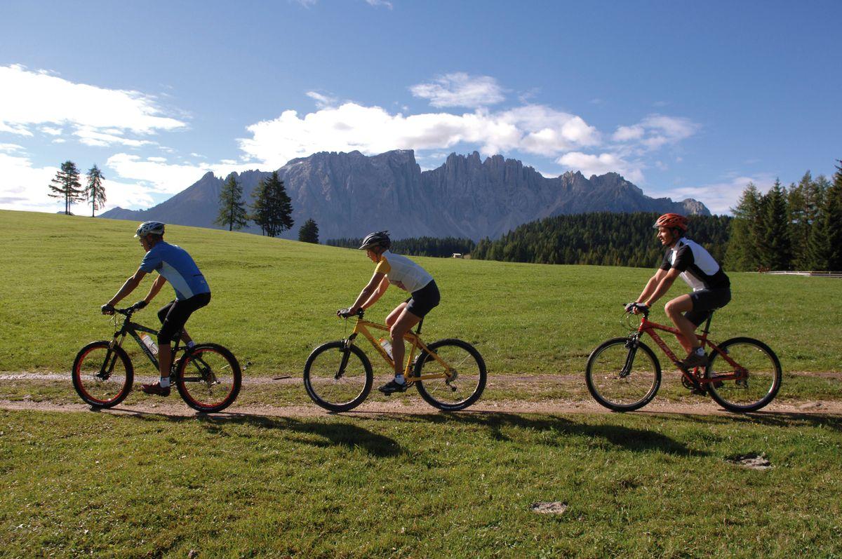 erFAHREN Sie Südtirol und seine 5 Biohotels in 10 Tagen mit dem Rad