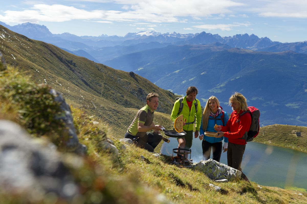 Gipfel und Überquerungen