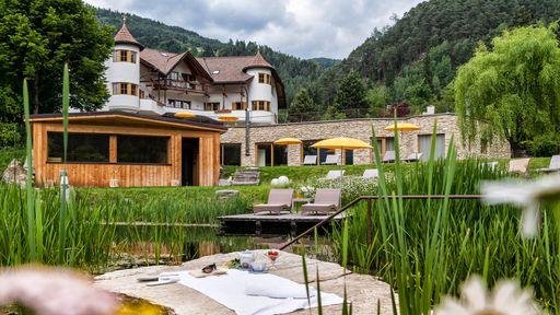 Tauber's Bio-Vitalhotel: Urlaub in Südtirol