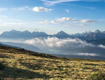 Top Angebot: Gipfelkraftwoche  - Tauber's Bio-Wander-Vitalhotel