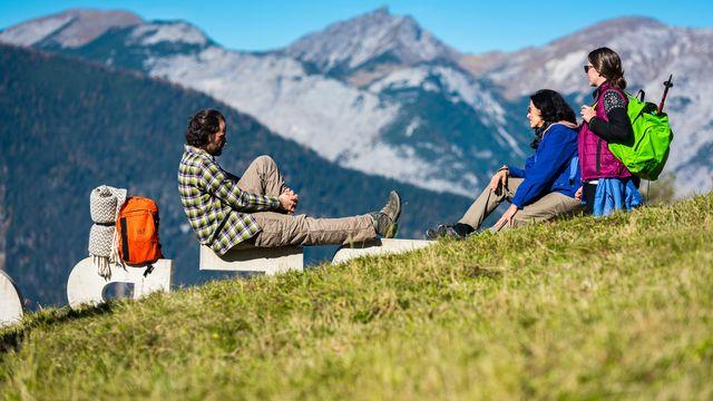 Sportliche Bergfreuden: 7 Nächte