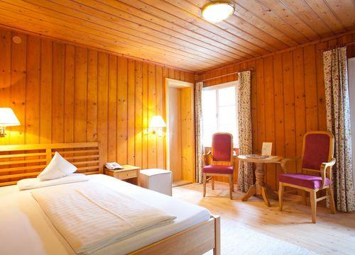 Biohotel Grafenast Pillberg Einzelzimmer Rodelhütte (1/2) - Biohotel Grafenast