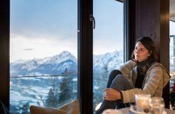 Biohotel Grafenast: Winterurlaub mit wunderbarem Ausblick - Biohotel Grafenast, Pill / Schwaz, Tirol, Österreich