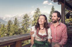 Biohotel Grafenast: Gastgeber Waltraud und Peter Unterlechner - Biohotel Grafenast, Pill / Schwaz, Tirol, Österreich