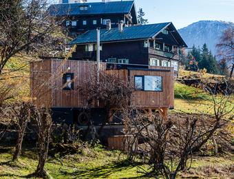 Tiny House - Biohotel Grafenast