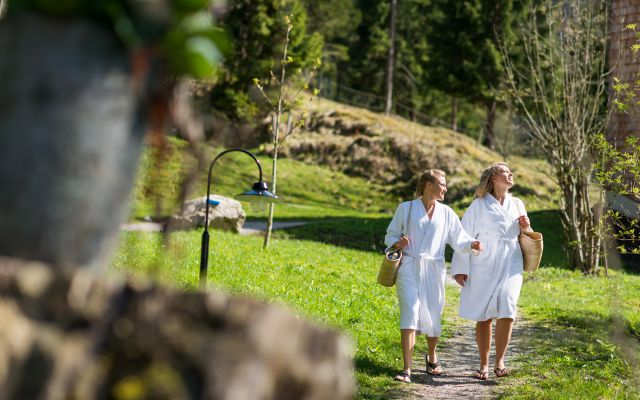 Biohotel Tannerhof: Gesundheitsresort mit Arztpraxis