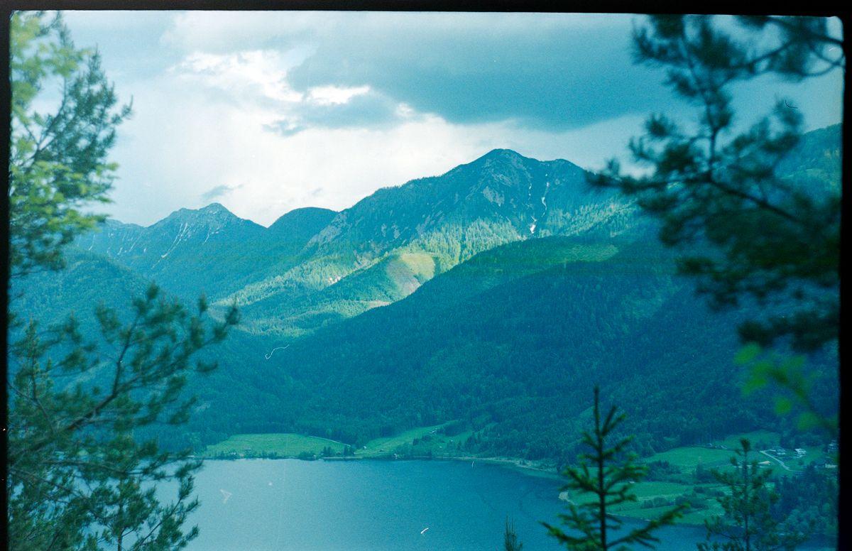 Wandern zwischen Berg & See